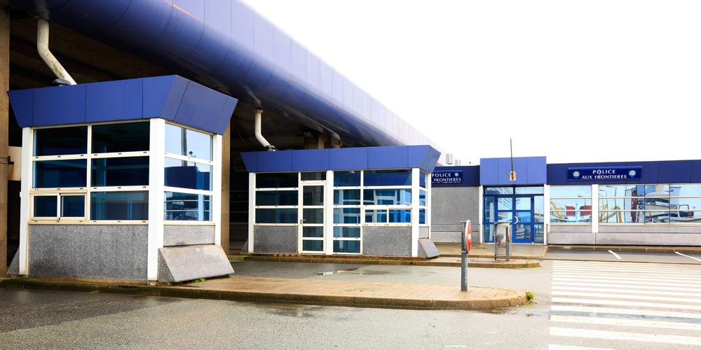 Port Boulogne Calais, port de commerce, plaisance, et Ferry