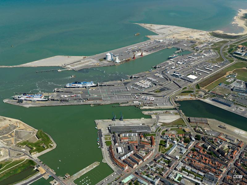 Port boulogne calais port de commerce plaisance et ferry - Port de plaisance de boulogne sur mer ...