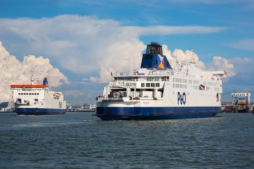 P&O Ferries reports highest ever Q1 freight volume on the English Channel