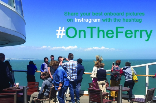 #OnTheFerry Instagram contest: here are the winners!