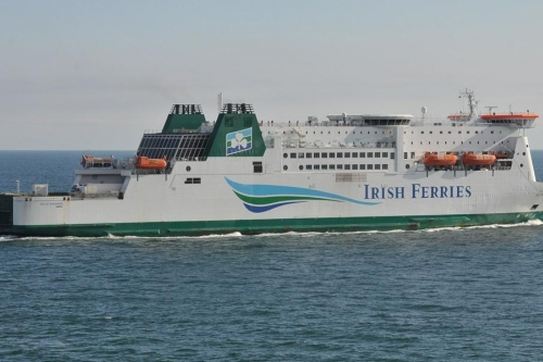 Irish Ferries will operate on Calais-Dover line from next June