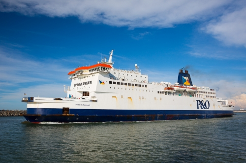 P&O Ferries announces the return of a fifth Ro-Ro ship on its Dover-Calais route