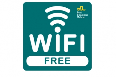Free Wi-Fi expands on the port of Calais