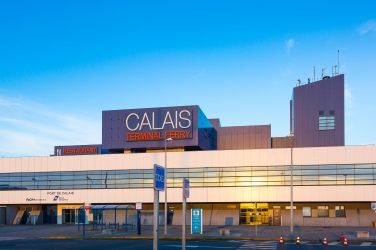 The port of Calais' web-app is now online!