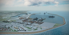 The ports of Calais and Boulogne-sur-Mer officially become a single port